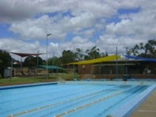 Dowerin Memorial Swimming Pool - New Shade Sails