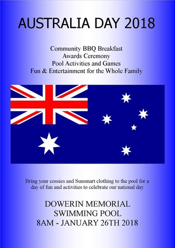 Australia Day Community Event