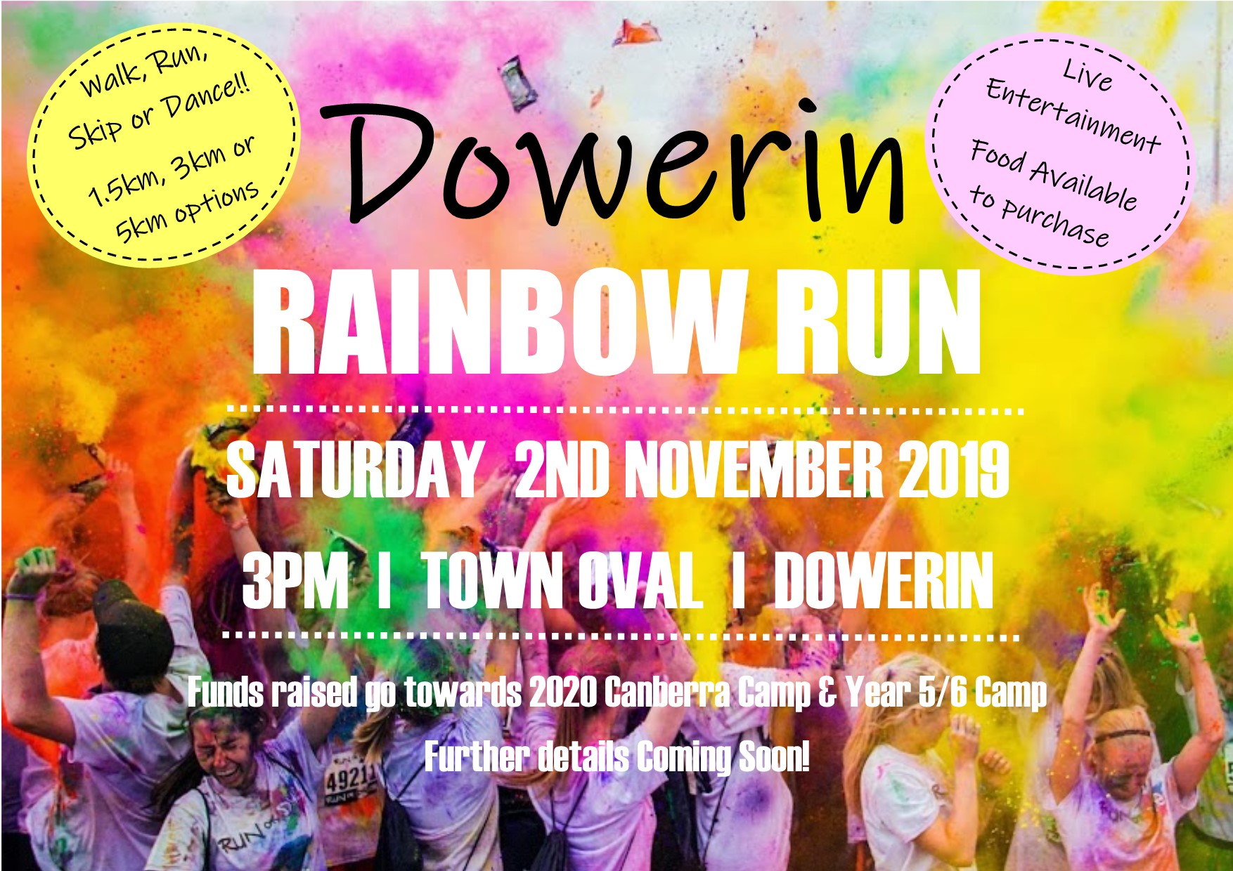 Dowerin Rainbow Run